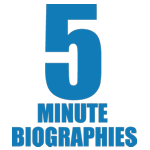 5 Minute Biographies Logo