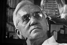 Photo of Alexander Fleming