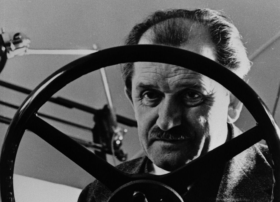Photo of Ferdinand Porsche