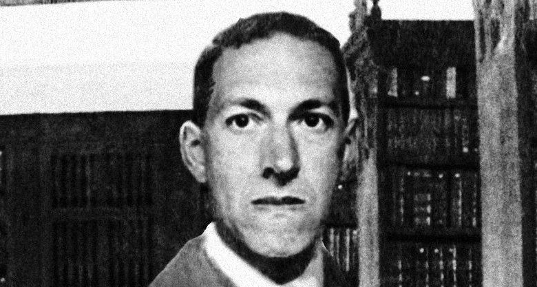 Photo of H. P. Lovecraft