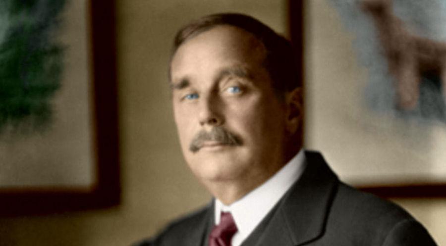 Photo of H. G. Wells