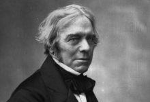 Photo of Michael Faraday
