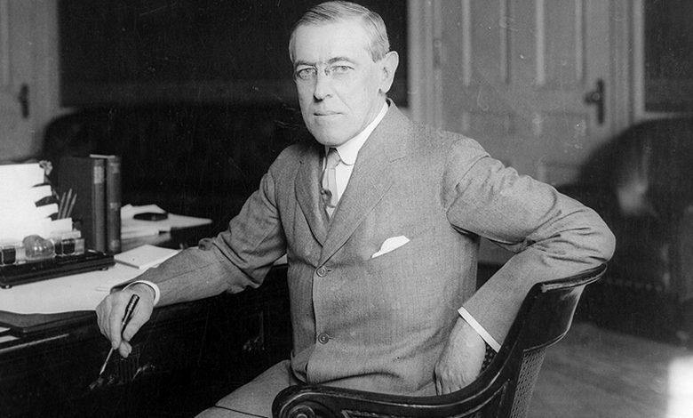 Photo of Woodrow Wilson
