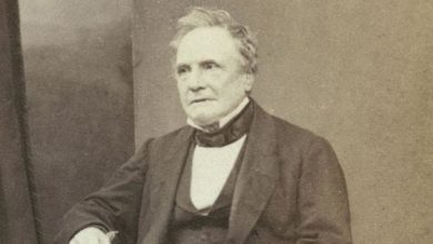 Photo of Charles Babbage