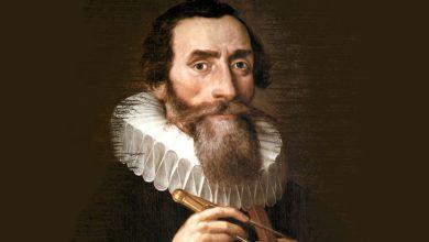 Photo of Johannes Kepler