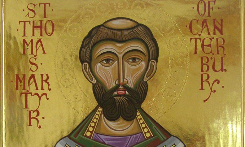 Photo of Thomas Becket