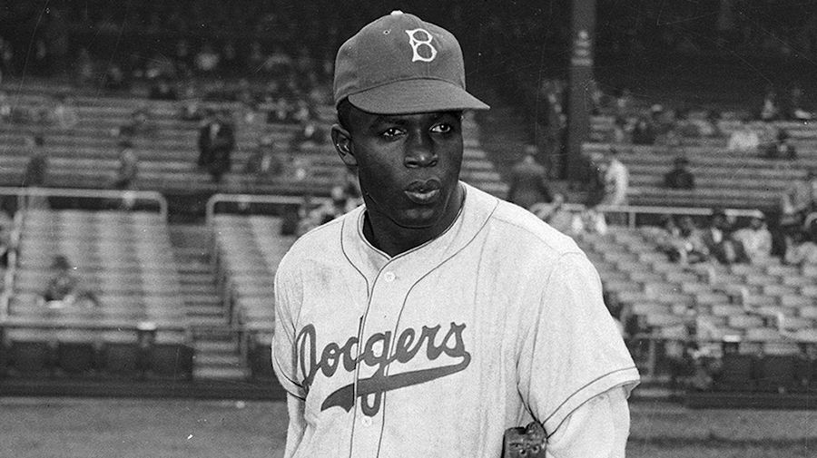 a biography of jackie robinson born in cairo georgia Jackie robinson was the first african-american to play in the major league baseball (mlb) read about his childhood, achievements, life and timeline in this biography.