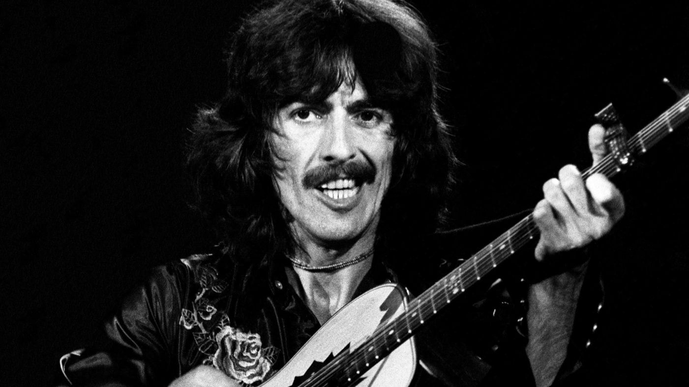 George harrison 5 minute biographies for The harrison