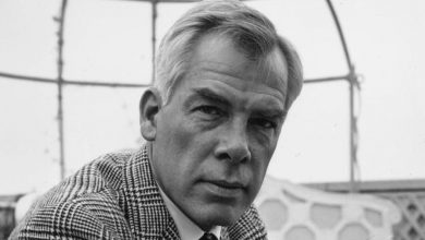 Photo of Lee Marvin