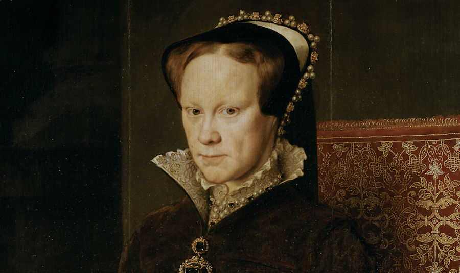 Photo of Mary I, Queen of England
