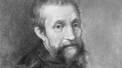 Photo of Michelangelo