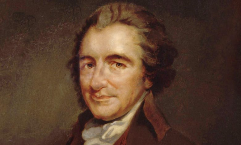 Photo of Thomas Paine