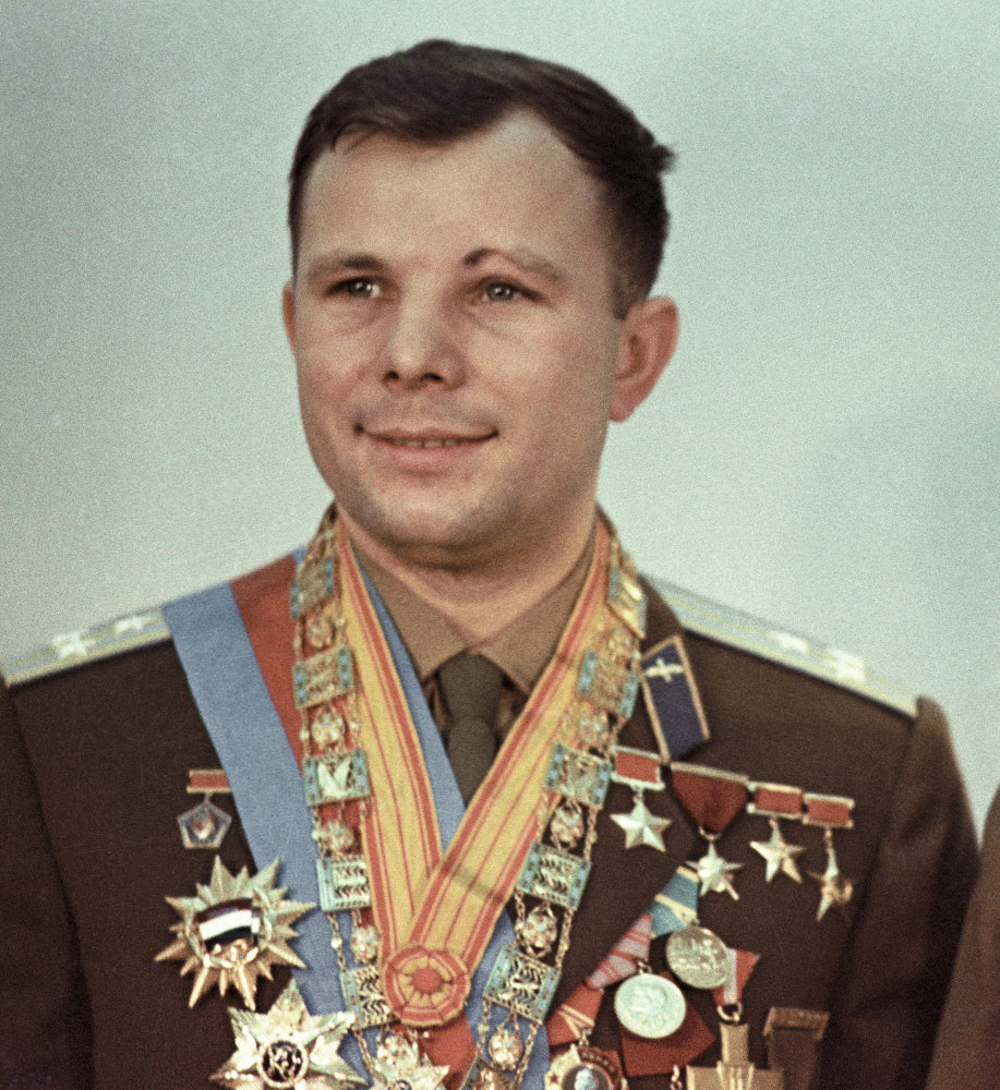 do what did yuri gagarin - photo #13
