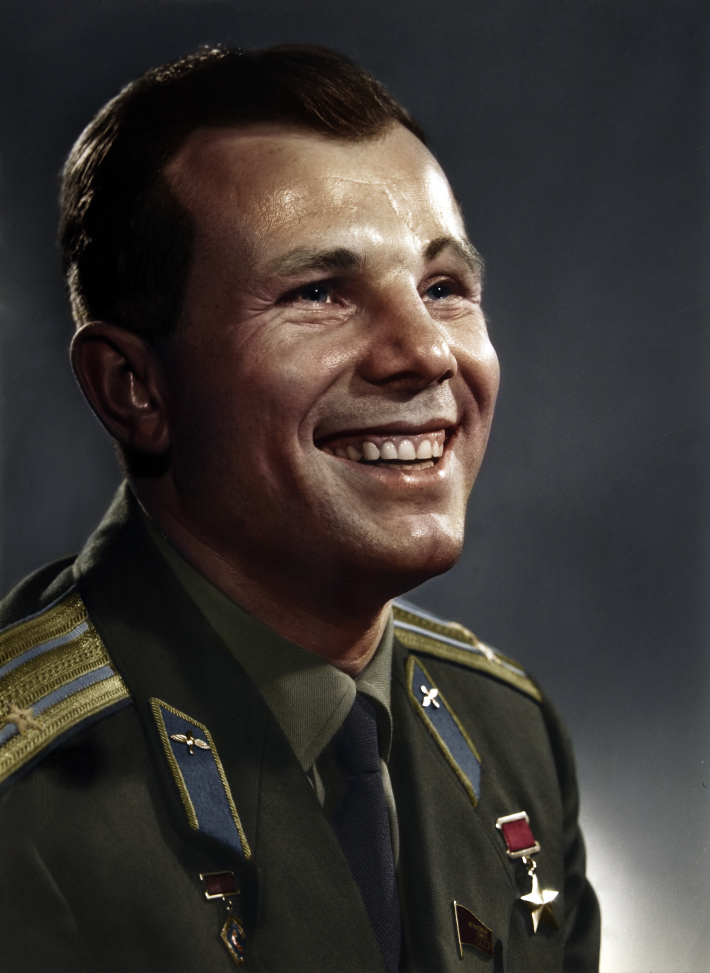 do what did yuri gagarin - photo #17