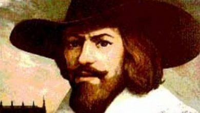 Photo of Guy Fawkes