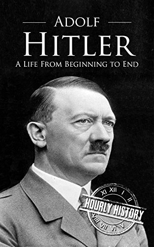the beginning and changes in the life of adolf hitler