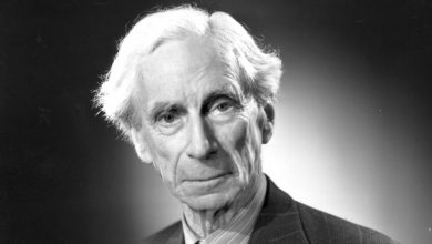 Photo of Bertrand Russell