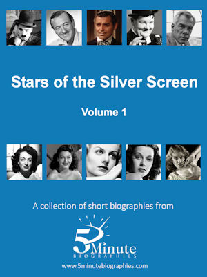 Stars of the Silver Screen Vol.1