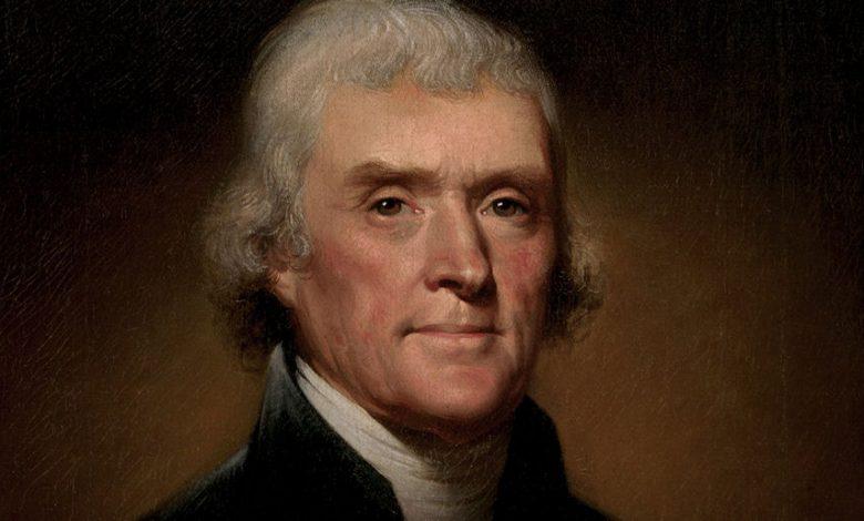 Photo of Thomas Jefferson
