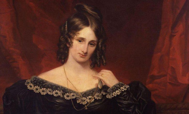 Photo of Mary Shelley