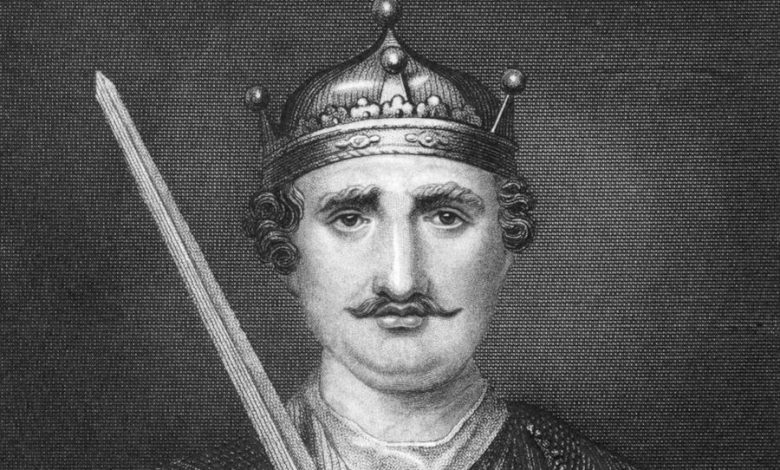 Photo of King William I