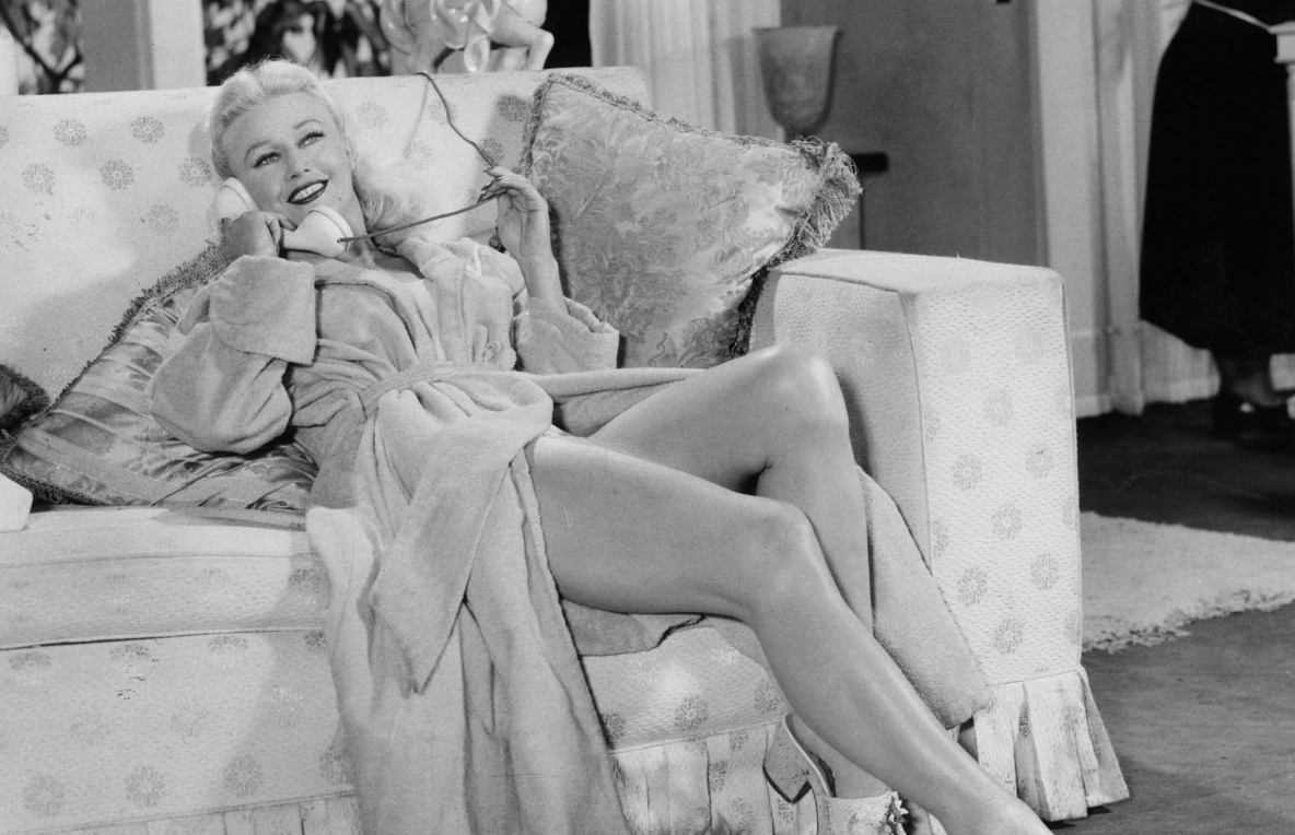 Photo of Ginger Rogers