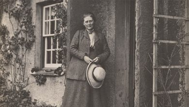 Photo of Beatrix Potter