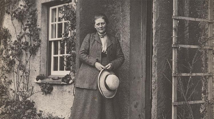 Photo of Beatrix Potter