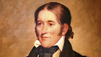 Photo of Davy Crockett