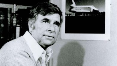 Photo of Gene Roddenberry