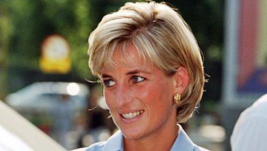 Photo of Princess Diana