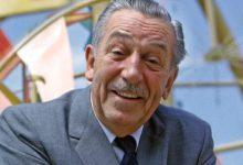 Photo of Walt Disney