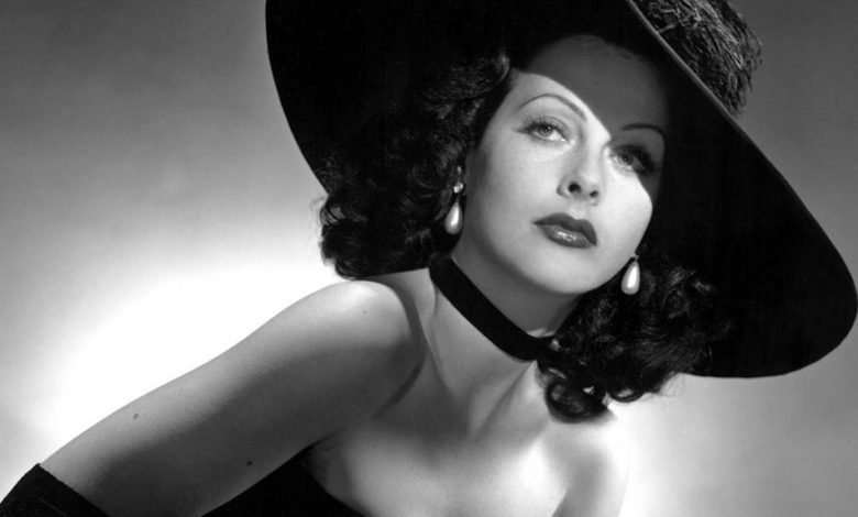 Photo of Hedy Lamarr