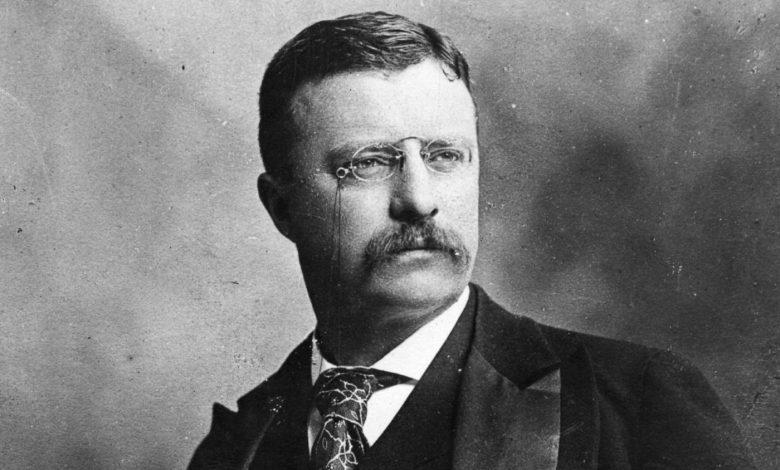 Photo of Theodore Roosevelt