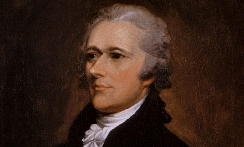 Photo of Alexander Hamilton