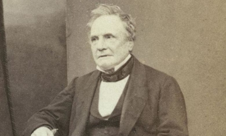 Photo of Charles Babbage