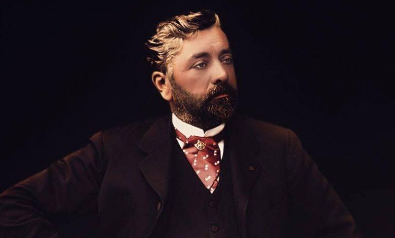 Photo of Gustave Eiffel