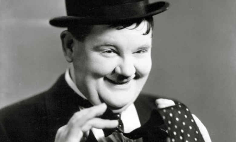 Photo of Oliver Hardy
