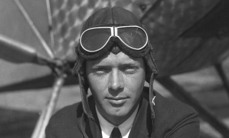 Photo of Charles Lindbergh