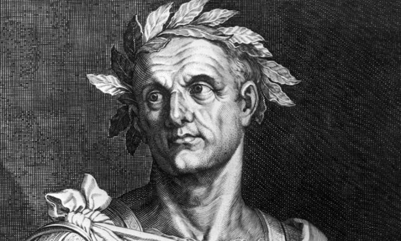 Photo of Julius Caesar