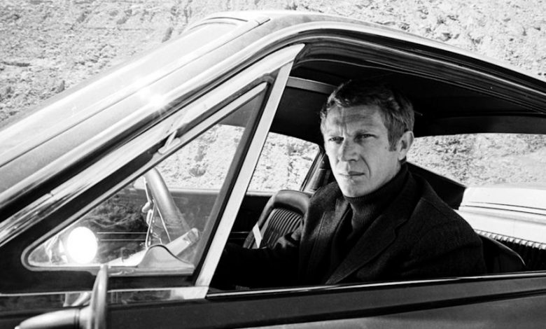 Photo of Steve McQueen