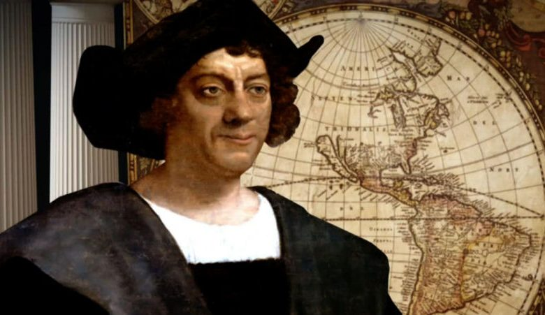 Photo of Christopher Columbus