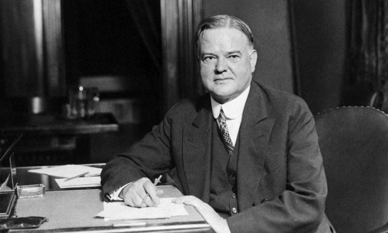 Photo of Herbert Hoover