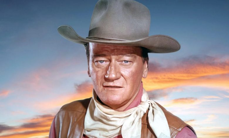 Photo of John Wayne