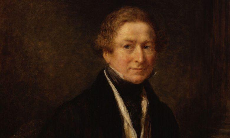Photo of Sir Robert Peel